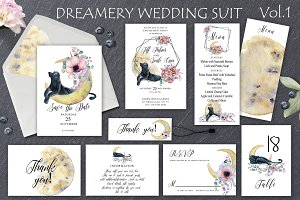 Dreamery Wedding Suit Vol.1