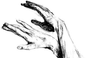 Hands Sketch