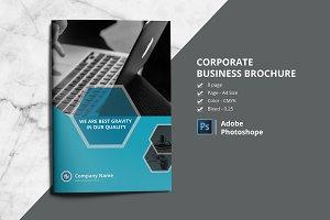 Corporate Business Brochure V807