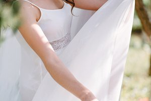 Gentle touches and brides