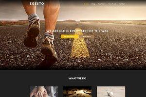 Egesto - Business & Non-Profit theme
