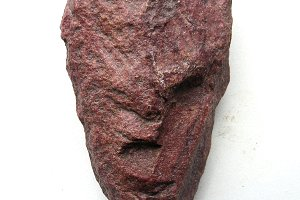 The stone is of an interesting shape