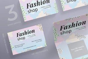 Business Cards | Fashion Shop