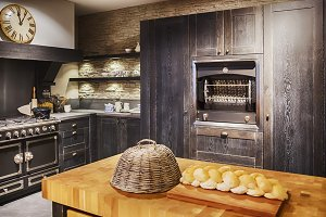 kitchen in country style