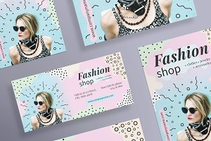 Flyers | Fashion Shop
