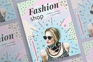 Posters | Fashion Shop