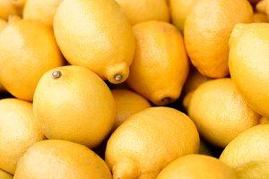 Lemon Drop Background