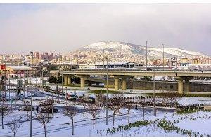 Area near Sabiha Gokcen International Airport in Istanbul - Tukr