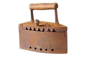 Old vintage iron.