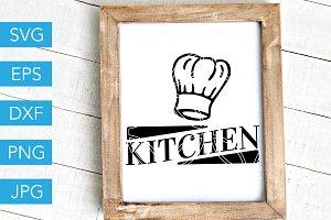 Kitchen SVG Rustic Farmhouse SVG
