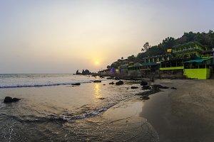 Cafe beach