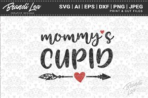Mommy's Cupid Cut Files