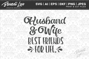 Husband & Wife Cut Files