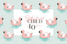 Summer Child patterns set by Anastasiya in Patterns