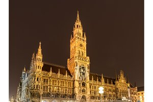 New Town Hall Munich - Germany, Bavaria