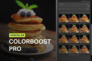 Colorboost Pro Lightroom Profiles