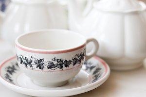 Teacup and Teapot