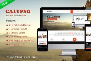 Calypso - MultiPurpose Bootstrap