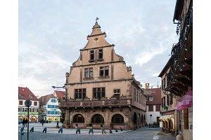 La Metzig, Molsheim. Alsace, France