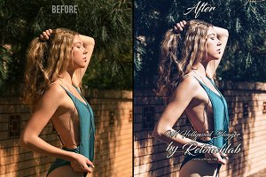 Hollywood Instagram Lightroom Preset