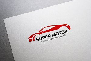 Super Motor Logo