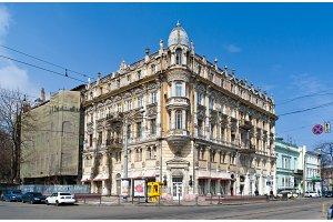 Historic building in Odessa, Ukraine