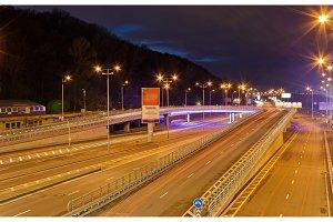 Traffic interchange