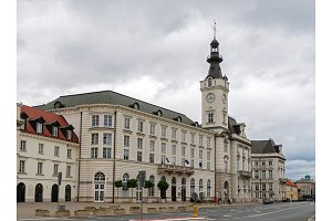 Jabłonowski Palace in Warsaw - Poland