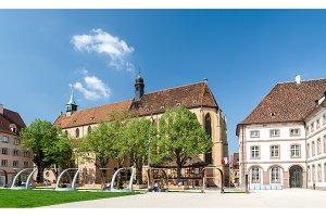 Eglise Saint-Matthieu de Colmar - Alsace, France