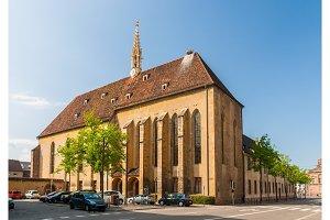 Salle des Catherinettes in Colmar - Alsace, France