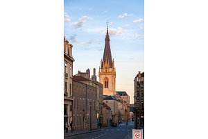 View of Eglise Saint-Martin de Metz - Lorraine, France