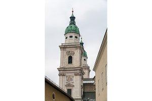Salzburg Cathedral - Salzburg, Austria