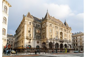 Volt Balettintézet (Dreschler palota) - Budapest, Hungary