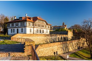 Institute for the Protection of Cultural Monuments at Kalemegdan