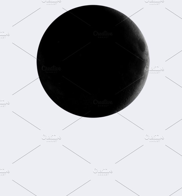insta highlight icons, lunar pack in Icons - product preview 2