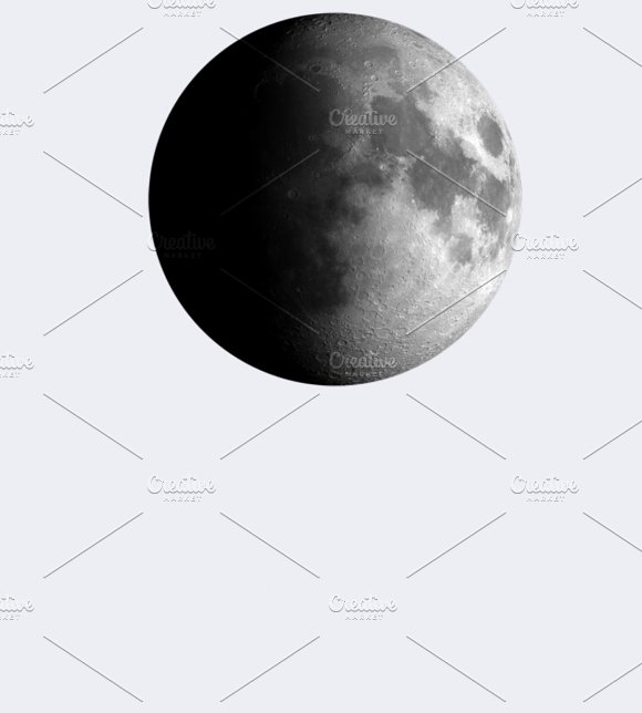 insta highlight icons, lunar pack in Icons - product preview 6