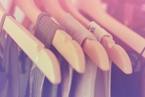 Clothing Wardrobe Close Up