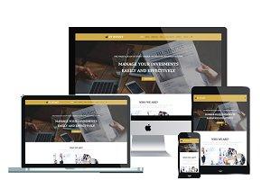 ET Invest – Investment Wordpress