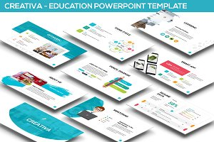 Creativa - Education Powerpoint
