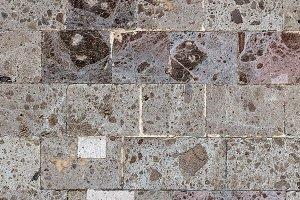 Texture of old rock floor