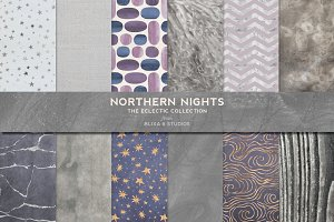 Northern Nights & Silver Hygge