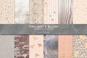 Twilight's Blush: Golden Hygge