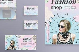 Print Pack | Fashion Shop