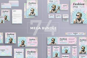 Mega Bundle | Fashion Shop