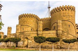 Bab al-Azhab, former main gate of the citadel - Cairo, Egypt