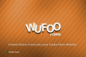 Wufoo Forms - Adobe Muse Widget