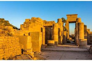 Akhmenu (Festival Temple of Thutmose III) - Luxor, Egypt