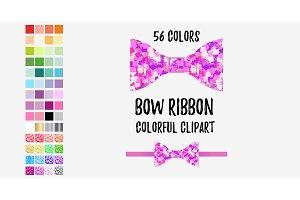 №272 Bow Clipart