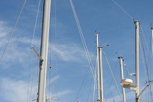 Sail Boat Masts