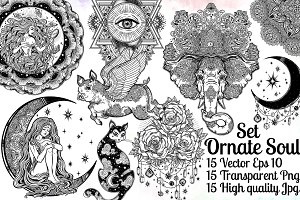 Ornate Soul Set